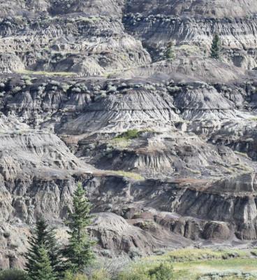 Photo of Badlands Horseshoe Canyon On NaturalCrooksDotCom